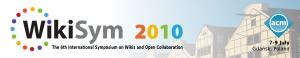 Wikisym 2010