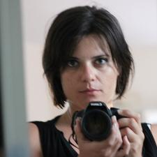 Annalisa with camera